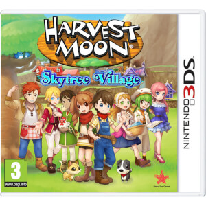 Harvest Moon: Skytree Village - Digital Download
