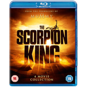 The Scorpion King 1-4