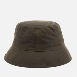Barbour Men's Wax Sports Hat - Olive