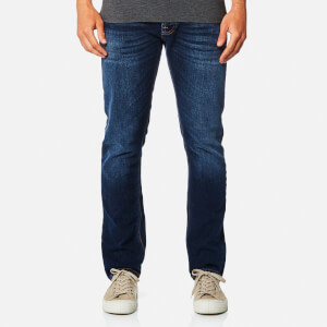 Nudie Jeans Men's Dude Dan Straight Leg Jeans - Ink Navy