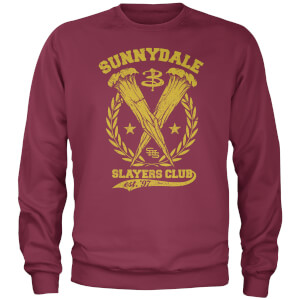 Sweat Sunnydale Slayers Club Buffy Contre les Vampires