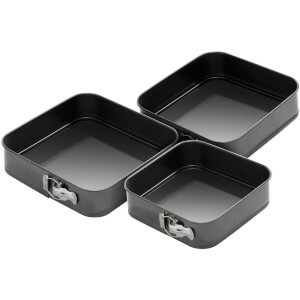 Premier Housewares Cake Tin (Set of 3)