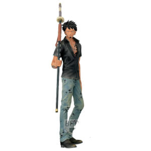 One Piece Super Master Stars Piece The Trafalgar Law Figure