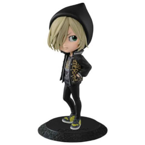 Q Posket Yuri!!! on Ice Prince Yuri!!! Plisetsky Figure