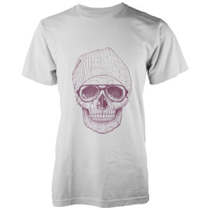 Solti Cool Skull White T-Shirt