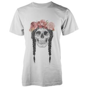 Solti Festival Skull White T-Shirt