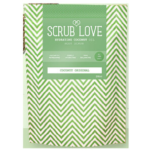 Scrub Love Coconut Body Scrub - Crush Original
