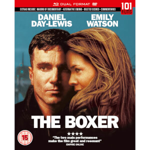 The Boxer (Dual Format)