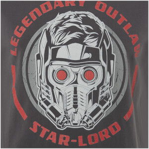 Marvel Men's Guardians of the Galaxy Vol. 2 Star Lord Helmet - Black: Image 3