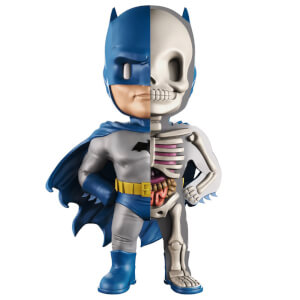 DC Comics XXRAY Golden Age Wave 1 Batman Figure 10 cm
