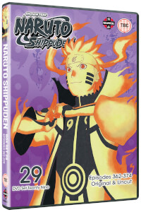 Naruto Shippuden Box 29 (Episodes 362-374)