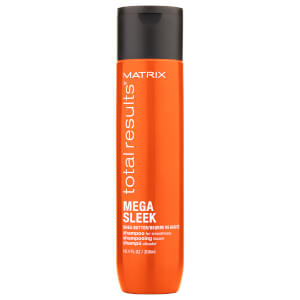 Total Results Mega Sleek shampoo anti-crespo 300 ml
