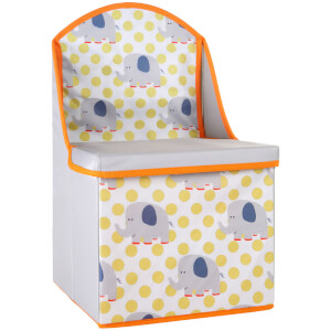 Premier Housewares Elephant Storage Box/Seat