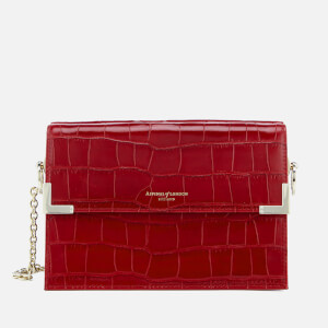 Aspinal of London Women's Chelsea Bag - Red