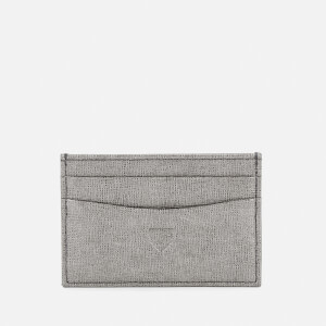 Aspinal of London Women's Slim Credit Card Case - Gunmetal