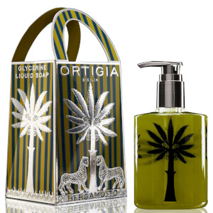 Ortigia Bergamotto Liquid Soap 300ml