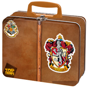 Top Trumps Collector's Tin Card Game - Harry Potter Gryffindor Edition