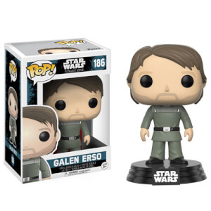 Figurine Pop! Star Wars Rogue One (2e Vague) Galen Erso