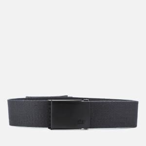 Ben Sherman Men's Cannon Woven Belt - Navy