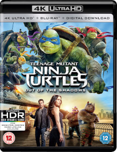 Teenage Mutant Ninja Turtles: Out Of The Shadows - 4K Ultra HD (Digital Download)