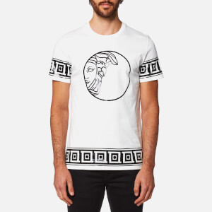 Versace Collection Men's T-Shirt - Bianco Lana