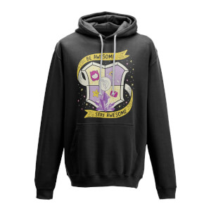 Purple Guild Black Hoody