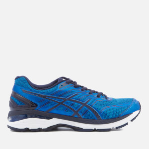 Asics Running Men's GT-2000 5 Trainers - Directoire Blue/Peacoat/White