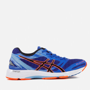 Asics Running Women's Gel DS 22 Trainers - Blue Purple/Black/Flash Coral