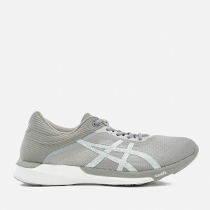 Asics Running Women's Fuze X Rush Trainers - Mid Grey/White/Silver