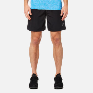 Asics Men's 7 Inch Shorts - Performance Black