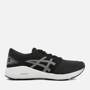 Asics Running Men's Roadhawk Trainers - Black/White/Silver