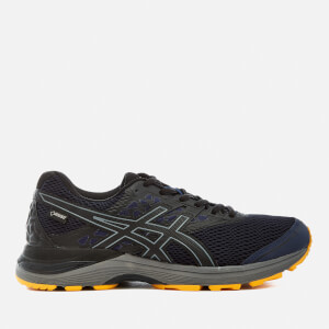 Asics Running Men's Gel Pulse 9 GTX - Winter Running Trainers - Peacoat/Black/Gold Fusion