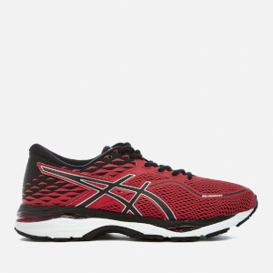 Asics Running Men's Gel Cumulus 19 Trainers - Prime Red/Black/Silver