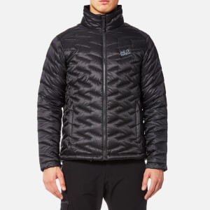 Jack Wolfskin Men's Icy Creek Padded Jacket - Phantom