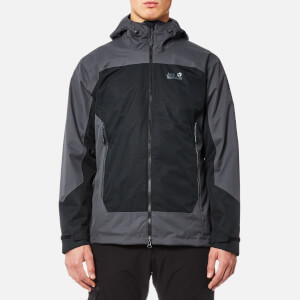 Jack Wolfskin Men's North Slope Jacket - Black
