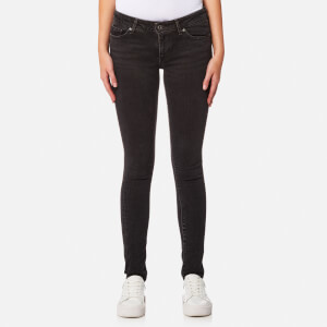 Levi's Women's 711 Skinny Jeans - Black Dove