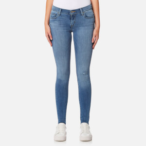 Levi's Women's 710 Super Skinny Jeans - Raindrop Blue