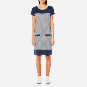 Barbour Women's Saltburn Dress - French Navy