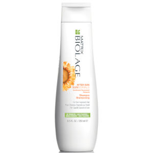 Biolage Sunsorials After Sun Shampoo Sun Protect Shampoo for Sun Exposed Hair 250ml