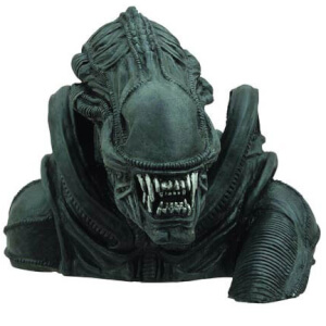 Diamond Select Aliens Alien Bust Bank