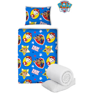 Paw Patrol Pawsome Bed Bundle - Junior