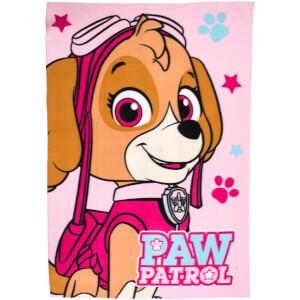 Paw Patrol Stars Skye Fleece Blanket