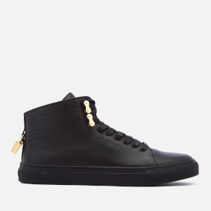 Buscemi Men's 100MM Link High Top Trainers - Black