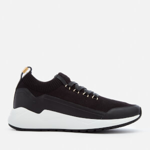 Buscemi Women's Run1 Runner Trainers - Black/Black