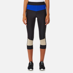 P.E Nation Women's Cure Ball Crop Leggings - Taupe