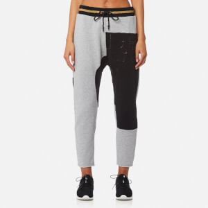 P.E Nation Women's Split Lane Track Pants - Grey Marl
