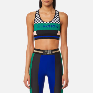 P.E Nation Women's Ball Rolling Crop Top - Multi