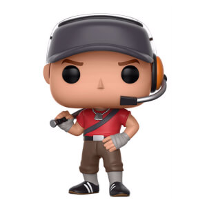 Team Fortress 2 Scout Pop! Vinyl Figure