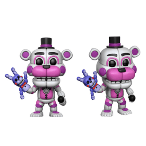 Five Nights At Freddy's Funtime Freddy Pop! Vinyl Figure