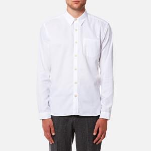 Oliver Spencer Men's New York Special Shirt - Astley White